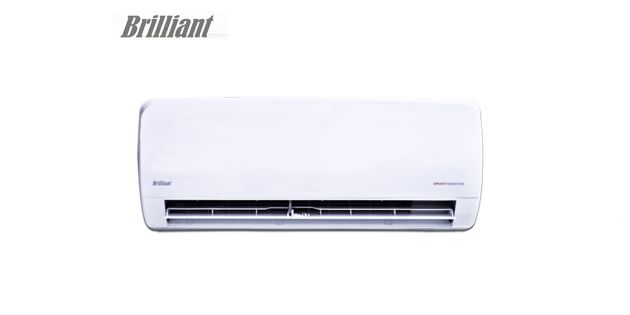 Aire acondicionado Brilliant Smart Inverter 24.000 BTU