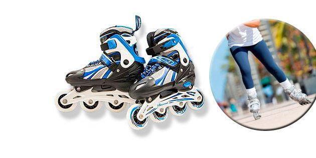 Patines roller talle regulable