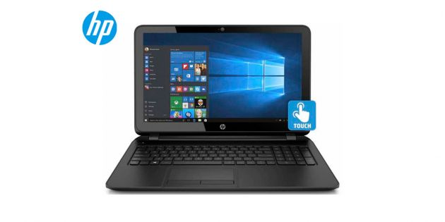Notebook HP Quadcore 2.66Ghz Touch