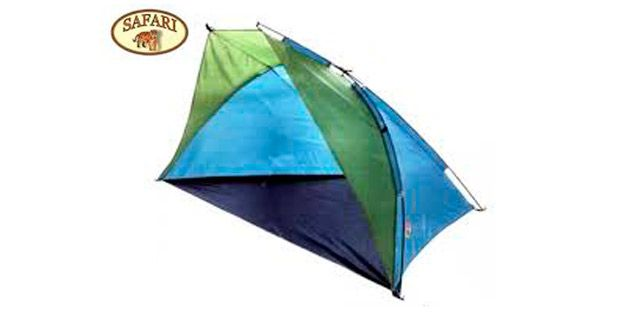 Carpa playera Safari