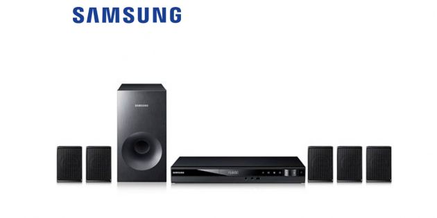 Home Theater Smart Samsung 120W