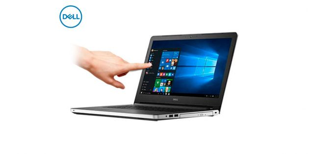 Notebook DELL Core i7 2.4Ghz i5458-6001SLV