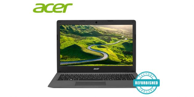 Notebook Acer 14 Dual Core Factory Ref
