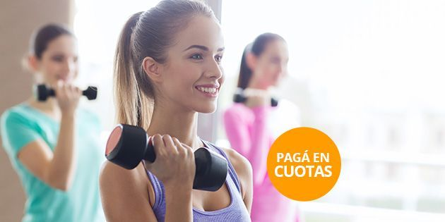 8 clases de Aero-local - Bronx Gym