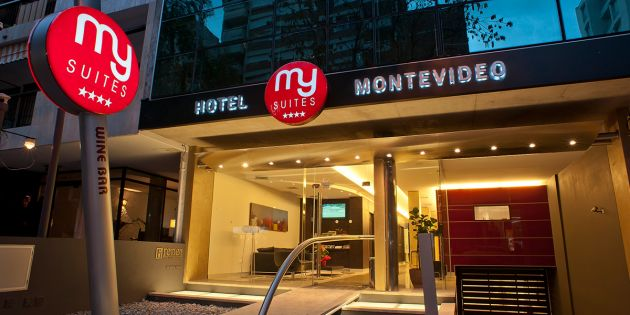 My Suites Boutique Hotel & Wine Bar - Montevideo
