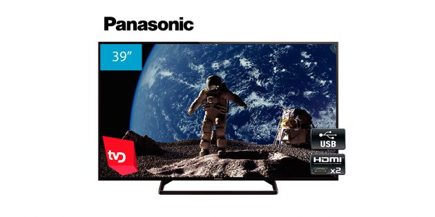 Televisor LED 39'' Full HD Panasonic TC-39A400