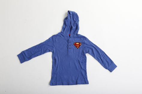 Remera Superman para niños