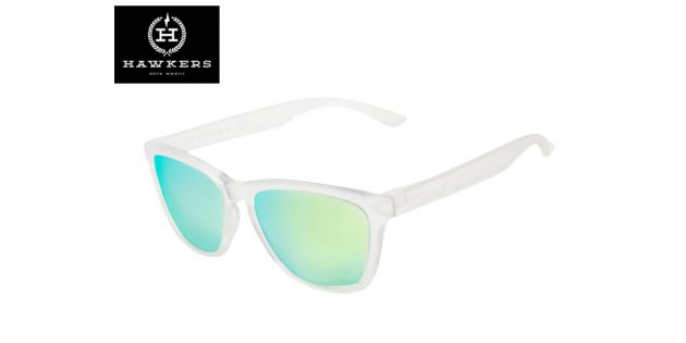 Gafas de Sol HAWKERS  Glaciar White - Acid One