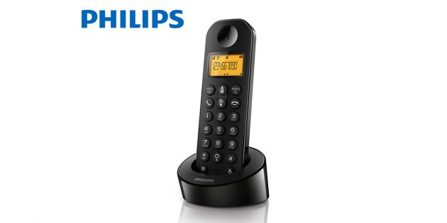 Telefono Philips D4501