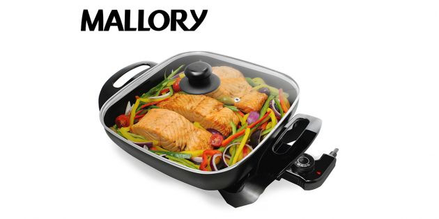 Grill Mallory Gourmet