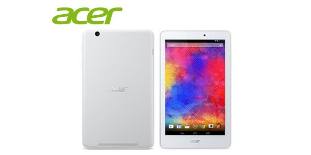 Tablet Acer Iconia B1-770-k6rh Blanca Android 5.0
