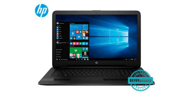 Notebook HP 17-X116dx Core i5 Factory Ref