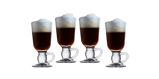Tazas Irish Coffee 270cc Pack x4