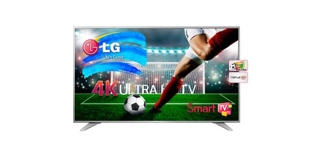 TV LG 60 4K ULTRA HD SMART 60UH6500