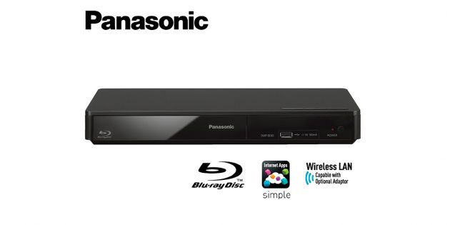Reproductor de BluRay DMP-BD81  Panasonic