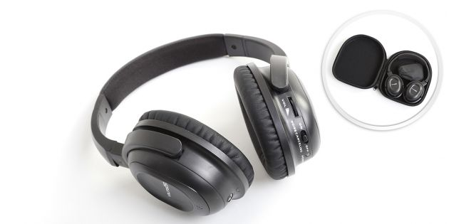 Nuevo Auricular Noise Cancelling