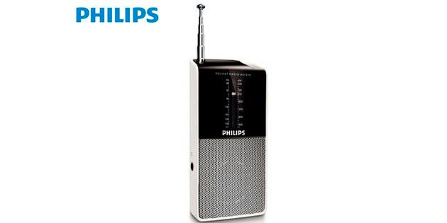 Radio Portatil Philips