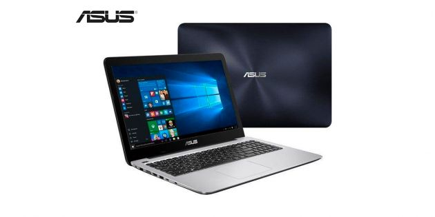 Notebook Asus Core i7 15.6 GeForce 940MX