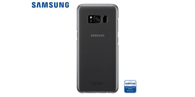 Clear Cover S8