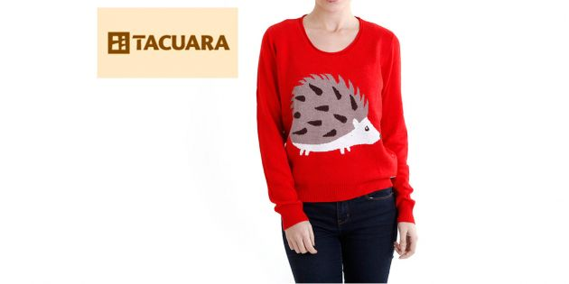 Sweater spine en Tacuara