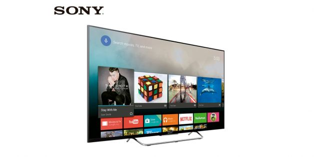 Android TV SONY BRAVIA 50""