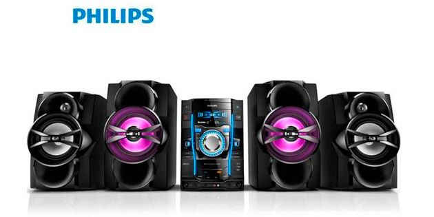 Minicomponente PHILIPS FWT 6600