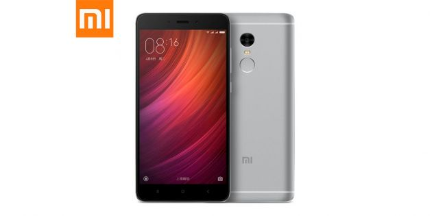 Xiaomi Redmi Note 4 32GB LTE gris