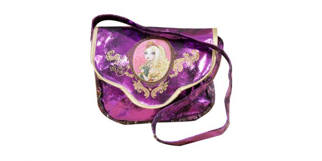 Bandolera EVER AFTER HIGH con cierre