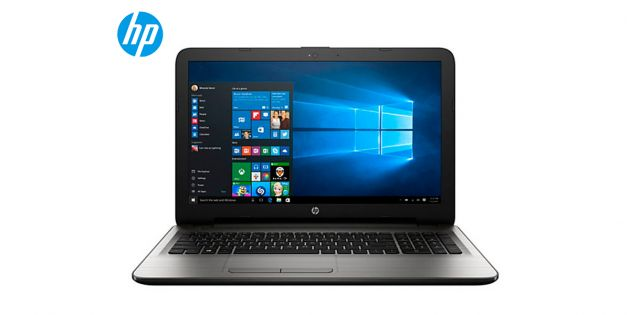 Notebook HP Core i3 15.6 15-AY052NR