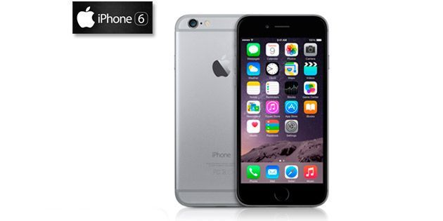 Iphone 6 16GB color Space Grey