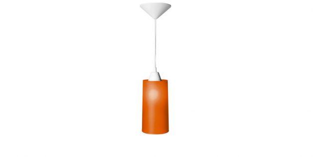 Lampara sigma alfa naranja