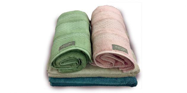 Juego de toallas Supreme
