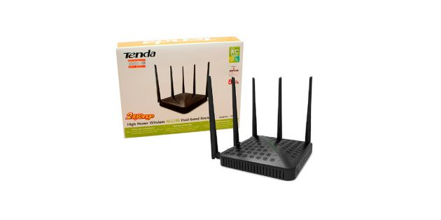 Router Tenda Wireless Smart FH456 300Mbps