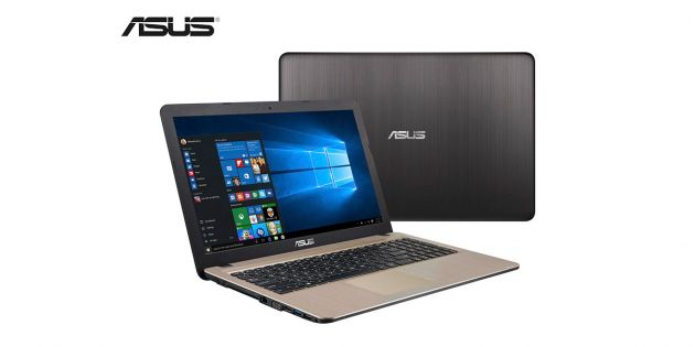 Notebook Asus Core i3 15.6