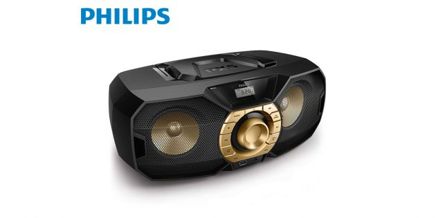 Reproductor philips portátil PX5112T