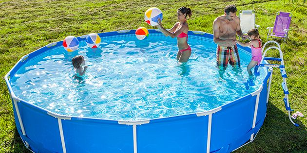 Piscina Estructural Intex 14614 lts.