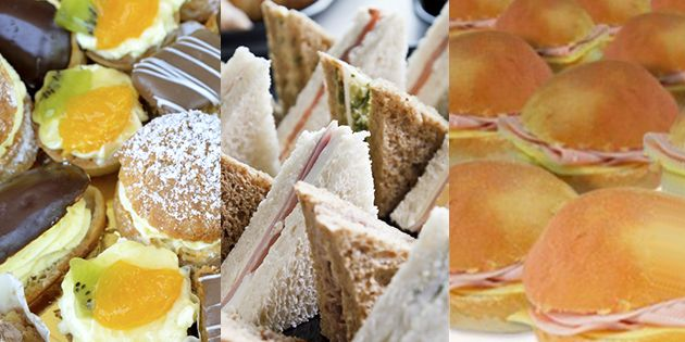 Lunch 120 Bocados - Pan y Pico