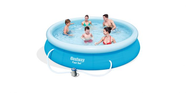 Piscina inflable Bestway 5377 L