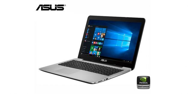 Notebook Asus Core i5 2.8Ghz K555UQ-XX017T