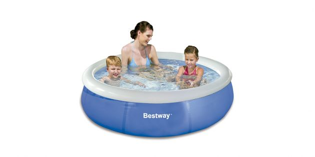 Piscina inflable Bestway 1000 L