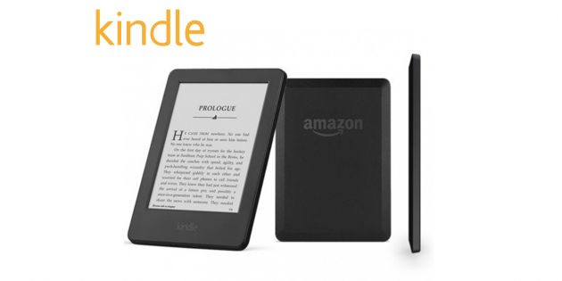 Ebook amazon kindle wifi 6 pulgadas touch