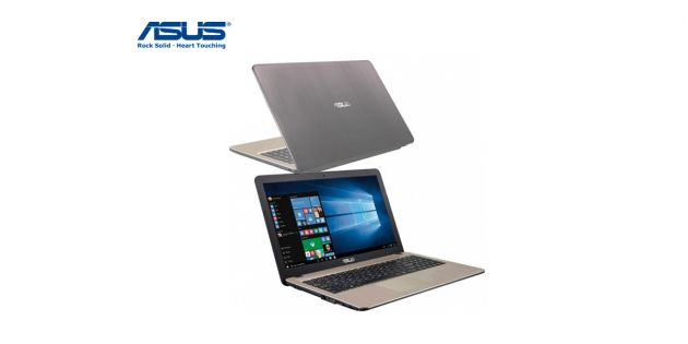 Notebook Asus Quadcore 2.40Ghz, 15.6, Win 10