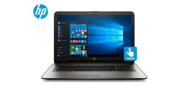 Notebook HP Quadcore 15-ay024ds