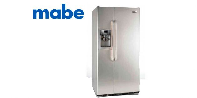 Refrigerador MABE Side by Side 549 Lts