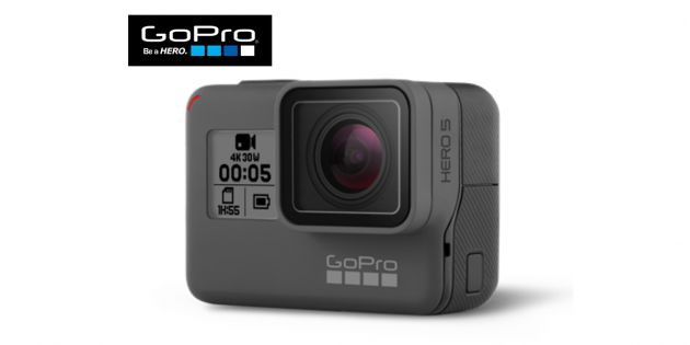 Cámara GoPro Hero5 Black