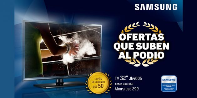 Tv Samsung 32 LED 32JH4005