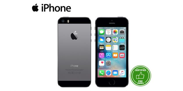 Iphone 5s 16GB Pre-owned Space Gray
