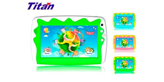 Tablet Titan Kids 7077ME