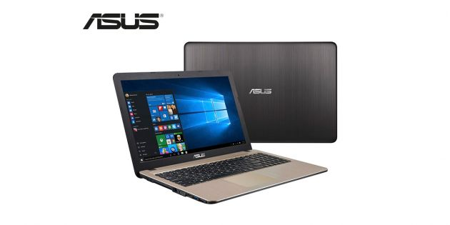 Notebook Asus Quadcore X541NA-GO048T