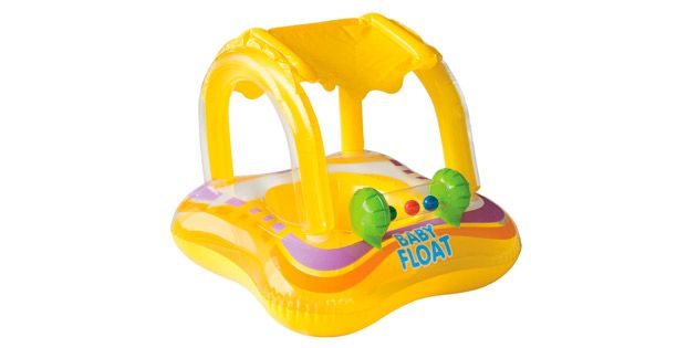 Inflable auto baby Bestway
